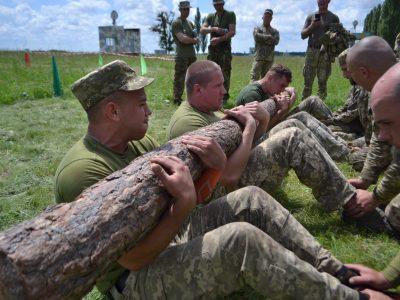 Запорізькі артилеристи вибороли перемогу в чемпіонаті «Сталева міць»