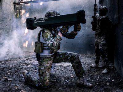 Enforcer: Новий легкий ПТРК для Бундесверу