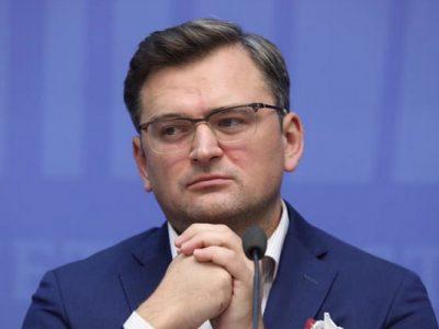 Дмитро Кулеба про вступ України до НАТО: Маємо оточити себе альянсами з дружніми державами
