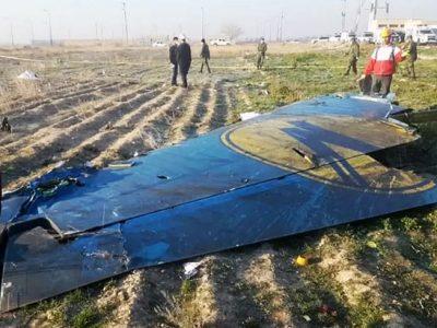 Іран пообіцяв надати Україні доступ до справи про збитий літак МАУ