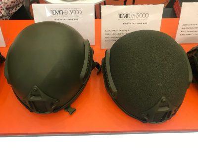 Захисні шоломи: від S до XL