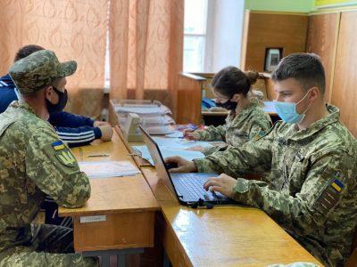 Де в Києві розпочалася підготовка офіцерів за призовом?