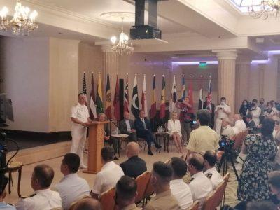 Навчання «Сі Бриз-2021» стартували в Одесі