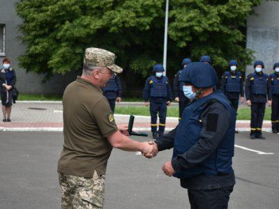 Завершилась ротація підрозділів ДСНС, які відновлювали зруйноване житло на Донеччині