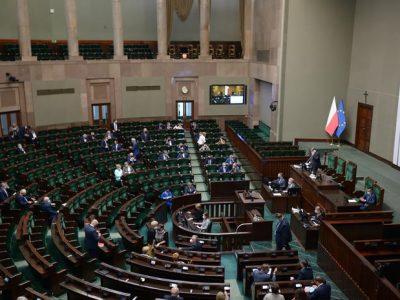 Сейм Польщі закликав зупинити будівництво «Північного потоку-2»