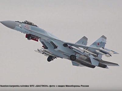 Два винищувачі Росії порушили повітряний простір Естонії
