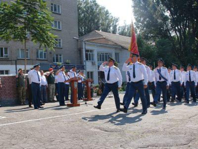 Повітряне командування «Схід» відзначило п'яту річницю створення з'єднання