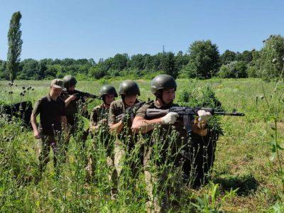 У Кам'янці-Подільському завершились курси підготовки офіцерів запасу