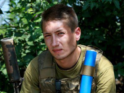 20-річний піхотинець «Гривня»: до війська – наступного дня після закінчення школи