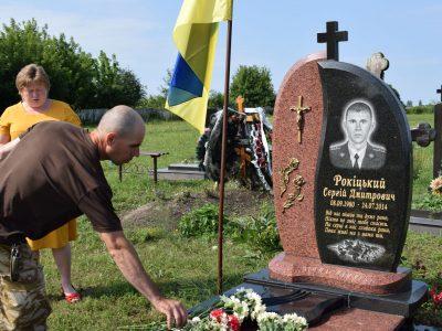 Під час визволення Лисичанська, рятуючи пораненого, загинув військовий медик із Хмельниччини