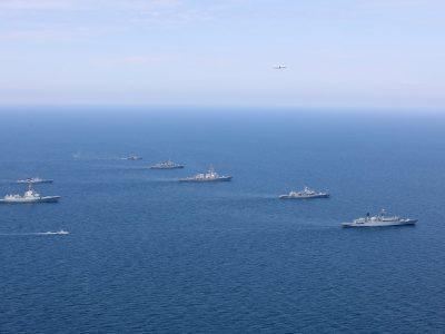 «Коли в Чорному морі перебувають кораблі країн НАТО, які оснащені ударною ракетною зброєю, то наступ РФ на Україну з моря є малоймовірним»