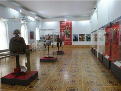 У Вінниці відкрилась виставка зброї та військового спорядження