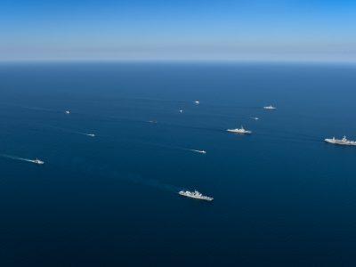 Росія здійснює повзучу окупацію Чорного та Азовського морів