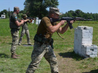 На Дніпропетровщині визначили найвлучніших стрільців
