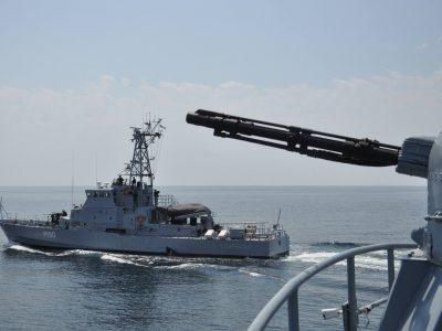 Морські піхотинці ВМС ЗС України відпрацювали низку бойових завдань під час міжнародних військових навчань Agile Spirit 2021