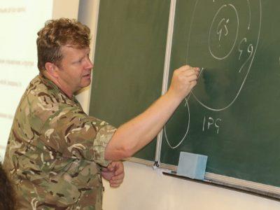 Одеські офіцери ОК «Південь» навчатимуться плануванню за програмою ORBITAL