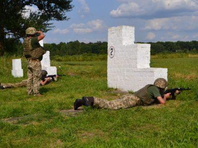 Збори резервістів Дніпропетровщини: акцент на вогневу підготовку