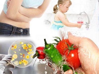 Як запобігти виникненню кишкової інфекції в літній період