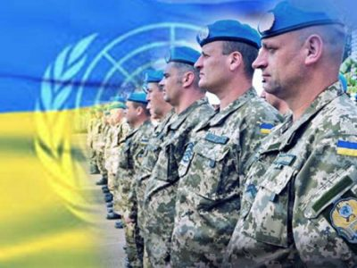 Українські миротворці виконують завдання з підтримання миру у восьми міжнародних операціях