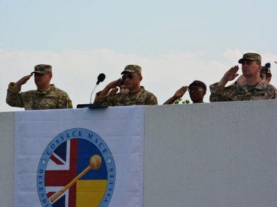 У навчаннях «Козацька булава – 2021» об'єдналися п'ять країн-партнерів для подолання сучасних загроз