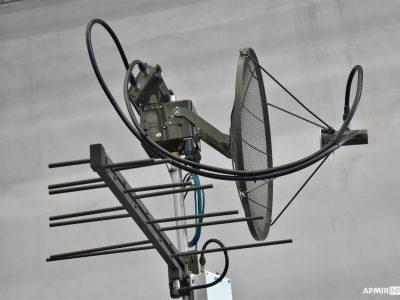 Одеські зв'язківці розробили компактний пристрій автоматичного наведення антени