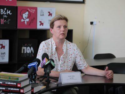 Юлія Лапутіна: Моя позиція – сформувати з ветеранів активну частину громадянського суспільства