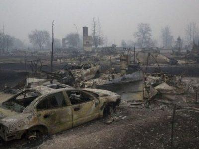 Канада розгорне військових для боротьби з лісовими пожежами