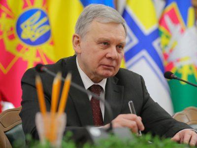 Міністра оборони Андрія Тарана уповноважено підписати Угоду між урядами України та США про проєкти у сфері досліджень, розробок, випробувань і оцінки