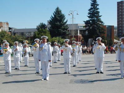 Як військові музиканти з Одеси готуються дебютувати на головному святі країни