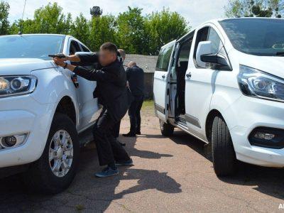 Як тренуються українські військові VIP-охоронці