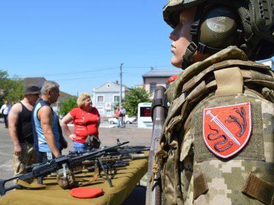 Єдиний в Україні Центр спеціального призначення ВСП святкує 15-ту річницю