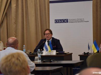 У Києві розпочався тренінг із взаємодії Збройних Сил з громадянським суспільством