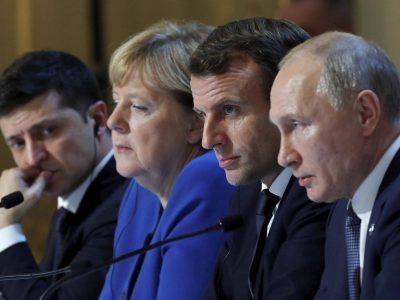 Олексій Арестович: «Формула Штайнмаєра» вже прописана в законі, але комусь хочеться це «не помічати»
