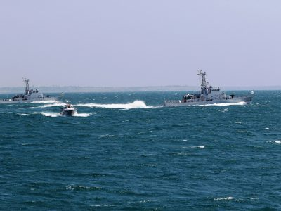 Про оцінювання катерів «Айленд» і призначення Морського командування ВМС України
