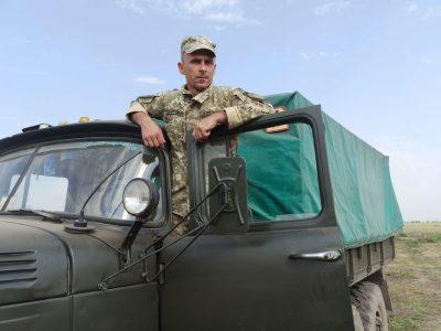 12 лайфхаків від військового водія,  або Як допомогти «залізному коню» пережити спеку