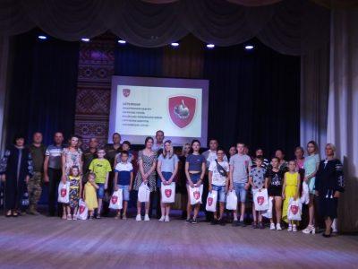 На Сумщині діти загиблих воїнів отримали «Батьківське серце»
