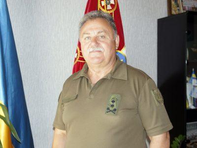 Керівник харківської «кадетки» генерал-майор Олексій Середа став почесним громадянином Харкова