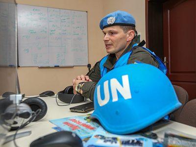Воїн-миротворець із Харкова створив дитячо-юнацьку організацію