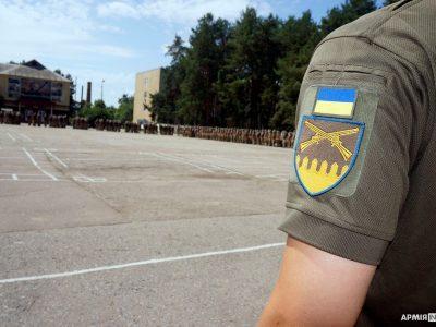 На параді військ бойовий дух піхотинців представлятимуть бійці механізованої бригади імені Івана Сірка