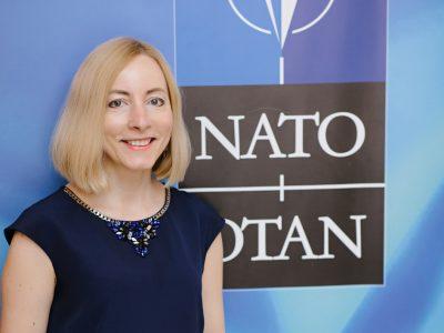 Україна досягла успіхів у розбудові системи стратегічних комунікацій – Вінета Кляйне