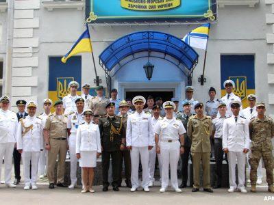 «Військово-Морські Сили ЗС України зробили неабиякий крок уперед», – військові аташе