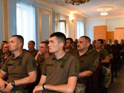 Головні старшини обговорили питання підготовки сержантського складу в частинах Об'єднаних сил