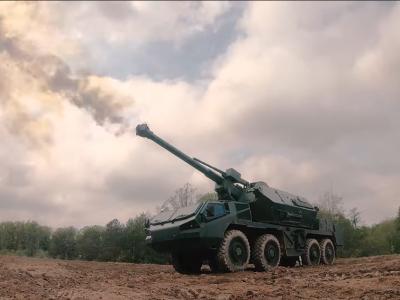 САУ DANA M2 успішно пройшла всі випробування в Україні