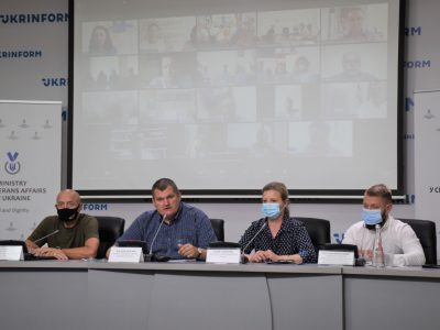 Юлія Лапутіна: Ми маємо стати нацією Захисників України