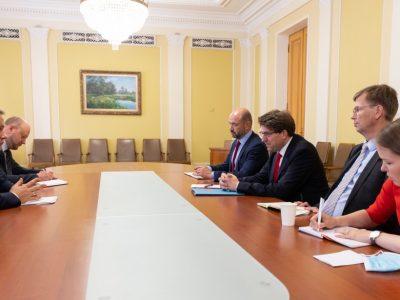 Німеччина підтвердила готовність провести консультації щодо «Північного потоку – 2» на вимогу України