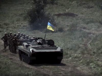 Спільне тренування британських та українських військових