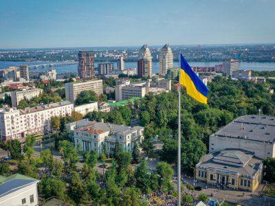 Як відзначають День Державного Прапора України в різних куточках країни
