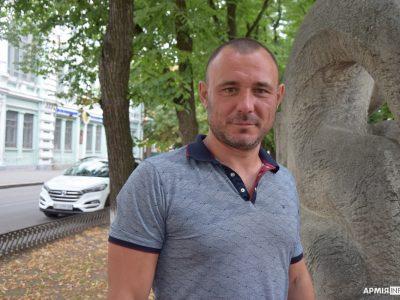 Ветеранський бізнес Олександра Пєхова: чоловіча робота з… ароматом квітів