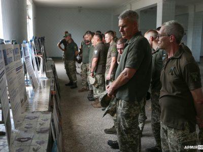 Виставка «Україна — НАТО» подорожує Маріуполем