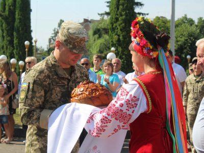 З району проведення ООС повернулась окрема мотопіхотна бригада імені Якова Гандзюка